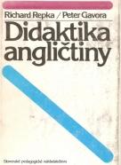 Richard Repka, Peter Gavora: Didaktika angličtiny