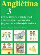 Kolektív autorov: Angličtina 3