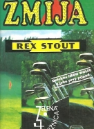 Rex Stout: Zmija