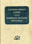 Kolektív autorov: Nemecko-Slovenský a Nemecko-Slovenský slovník I.-II.