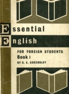 C.E.Eckersley:Essential English - Books  I.- IV.