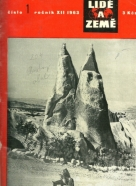 Kolektív autorov: Lidé a země 1963