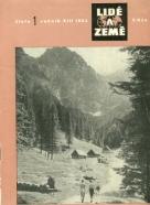 Kolektív autorov: Lidé a země 1964