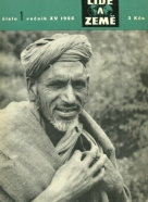 Kolektív autorov: Lidé a země 1966