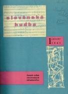 Kolektív autorov: Slovenská hudba 1961