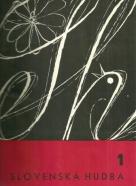 Kolektív autorov: Slovenská hudba 1963
