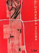 Kolektív autorov: Slovenská hudba 1966