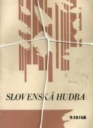 Kolektív autorov: Slovenská hudba 1968