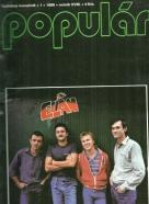 Kolektív autorov: Populár 1986