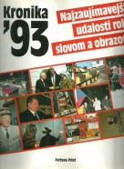 Kolektív autorov: Kronika 1993