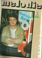 Kolektív autorov: Melodie 1981