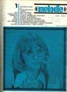 Kolektív autorov: Melodie 1976