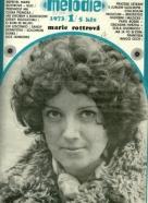 Kolektív autorov: Melodie 1973