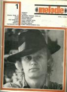 Kolektív autorov: Melodia 1978