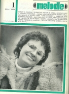 Kolektív autorov: Melodia 1979
