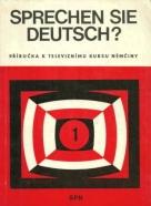 Kolektív autorov: Sprechen Sie Deutsch? - Příručka k televiznímu kurzu Němčiny 1