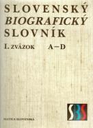Kolektív autorov: Slovenský biografický slovník I.-VI.