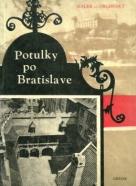 V. Málek, D. Orlovský : Potulky po Bratislave