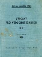 Kolektív autorov: Výrobky pro vzduchotechniku K3