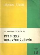Ing.Ladislav Štefančík ,CSc.-Prebierky bukových žrďovín