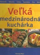 Viktoria Print-Veľká medzinárodná kuchárka