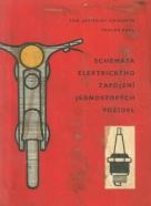 ING.Jaroslav Cholevík-Schéma elektrického zapojení jednostopových vozidiel