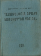 Ivo Bernard-Technologie oprav motorových vozidiel