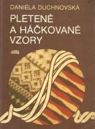 D.Duchnovská-Pletené a háčkované vzory