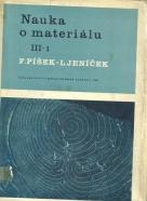 F.Píšek-Nauka o materiálu III