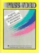 kolektív-Anglický výkladový slovník s Slovenskými ekvivalentmi