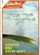 kolektív-Letectví komplet ročník 1983/ 26 čísel