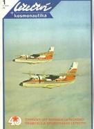 kolektív-Letectví + kozmonautika ročník 1985 / 1-26