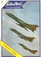 kolektív-Letectví + kozmonautika ročník 1984 / 1-26