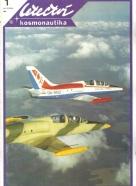 kolektív-Letectví + kozmonautika ročník 1990 / 1-26
