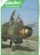 kolektív-Letectví + kozmonautika ročník 1989 / 1-26