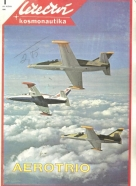 kolektív-Letectví + kozmonautika ročník 1986 / 1-26