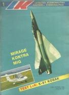 kolektív-Letectví + kozmonautika ročník 1996 / 1-26