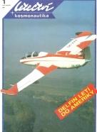 kolektív-Letectví + kozmonautika ročník 1991 / 1-26