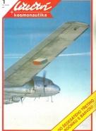 kolektív-Letectví + kozmonautika ročník 1987 / 1-26