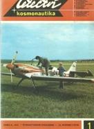 kolektív-Letectví + kozmonautika ročník 1976 / 1-26