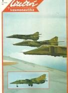 kolektív-Letectví + kosmonautika ročník 1982 / 26 čísel