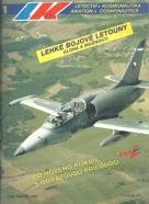 kolektív-Letectví + kosmonautika ročník 1995 / 26 čísel