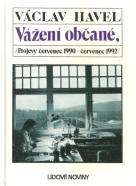 Václav Havel-Vážení občané