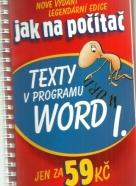 kolektív-Texty v programu word