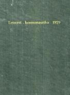 Kolektív-Letectví a kosmonautika ročník 1979-časopis