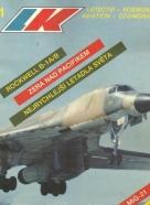 kolektív-Letectví a kosmonautika ročník 1992-časopis