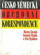 kolektív-Česko-Německá obchodní korespondence