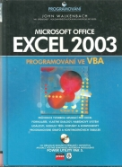 John Walkenbach-Excel 2003 + cd