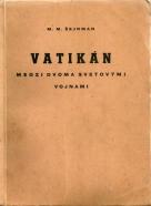 M.M.Šejnman-Vatikan medzi dvoma svetovými vojnami