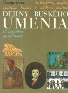 kolektív-Dejiny Ruského umenia